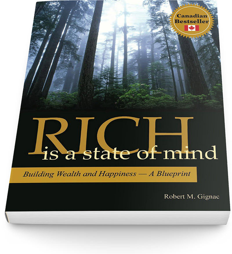 Rich is a State of Mind - Canadian Bestseller