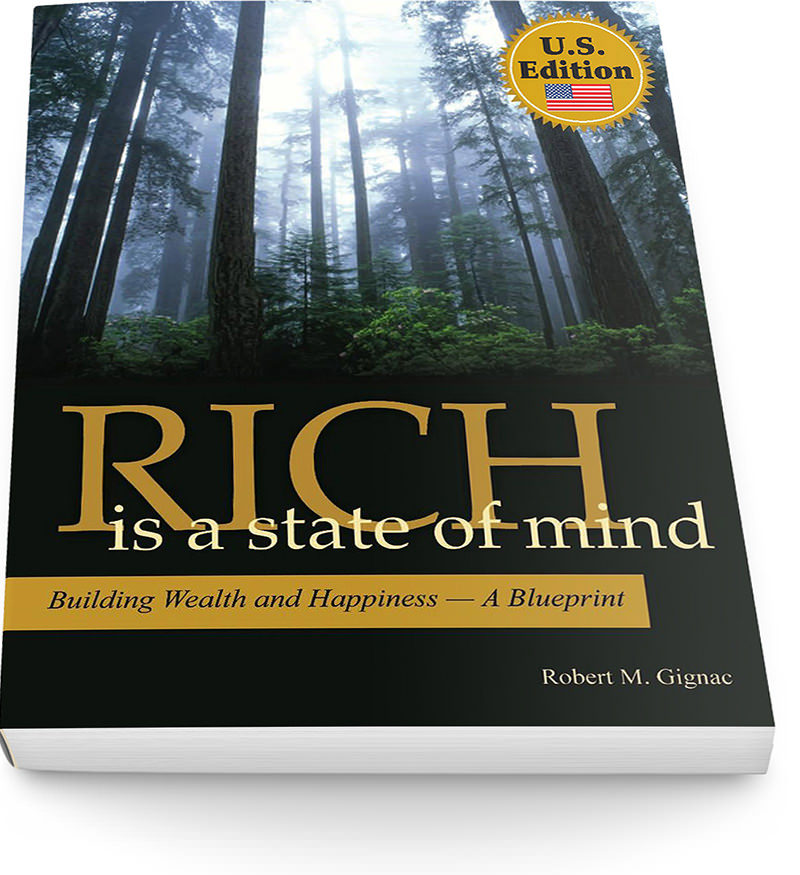 Rich is a State of Mind - U.S. Edition